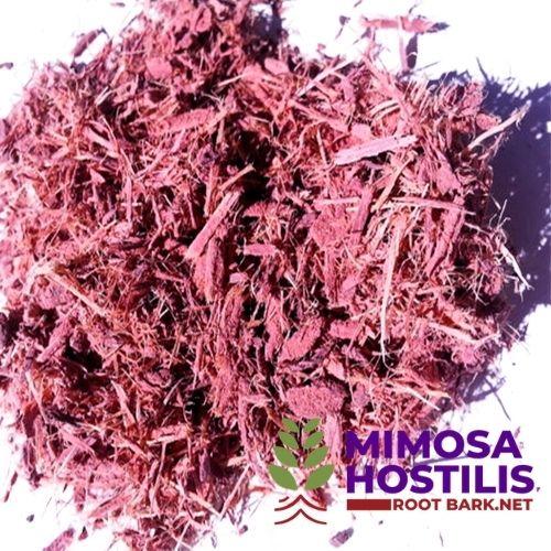 Shredded Mimosa Hostilis Root Bark